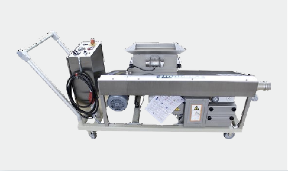 Neues aus der Brauereitechnik! PONYfant – Nasstreberförderung bis 45 kg/min.